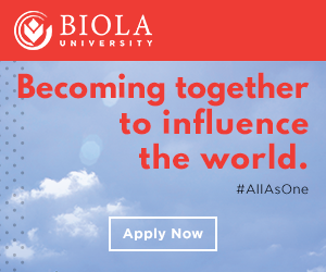 Biola University: Becoming together to influence the world